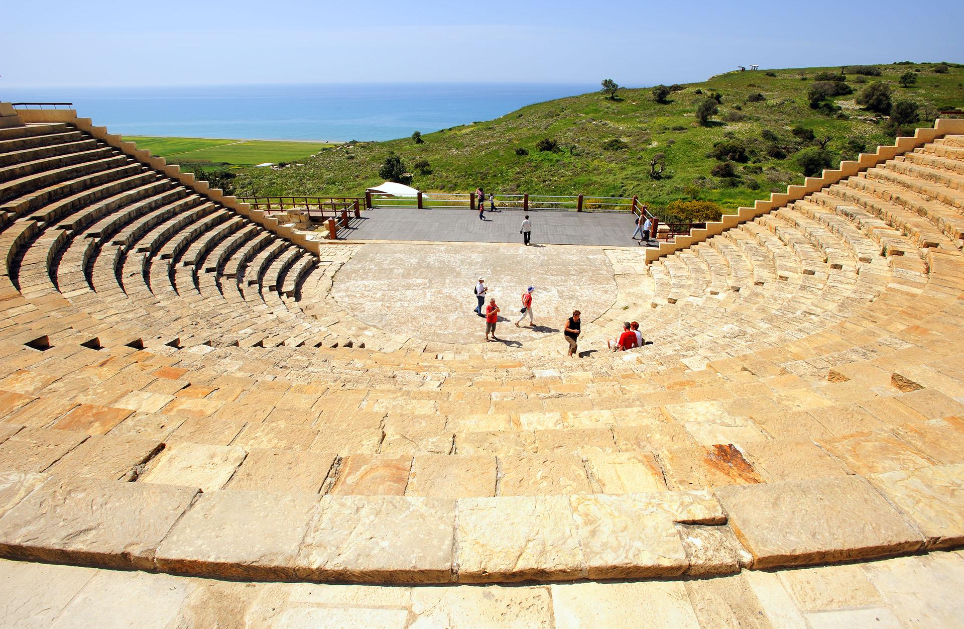 Кипр:  легендарный остров любви Кипр:  легендарный остров любви tild3232 3135 4665 a131 306665666162  kourion theatre 2  l