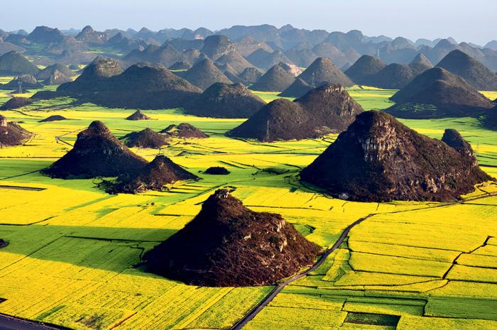 Желтое море Китая.Вокруг Света. Украина