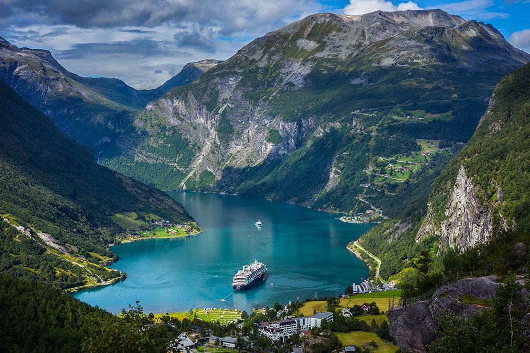 Норвегия – первая в мире по индексу человеческого развития.Вокруг Света. Украина