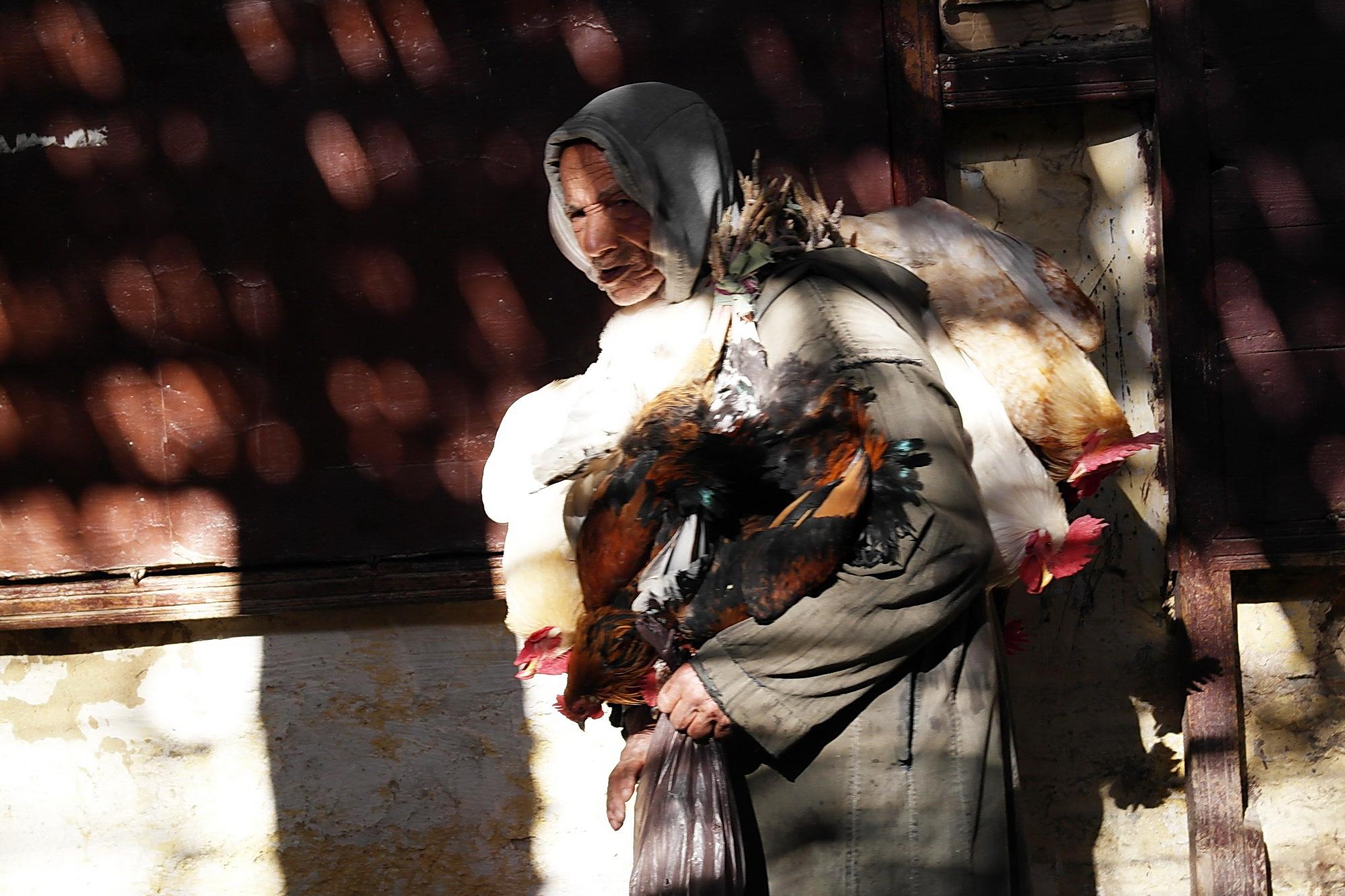 Нетуристические колориты Марокко.Вокруг Света. Украина