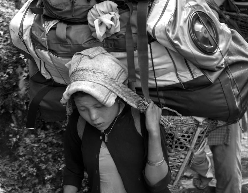 Шерпа: горные помощники.Вокруг Света. Украина