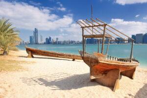Абу-Даби: фантастический оазис в пустыне