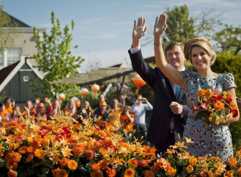 Сегодня в Нидерландах отмечают День короля.Вокруг Света. Украина
