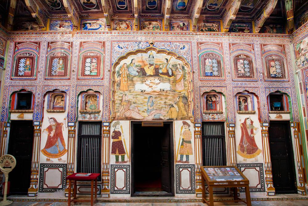 Шекхавати – наследие индийских миллиардеров.Вокруг Света. Украина
