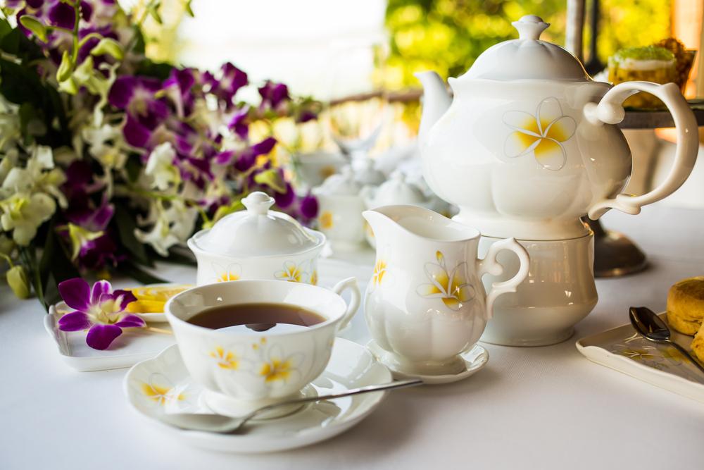 Afternoon tea. Традиции и правила.Вокруг Света. Украина