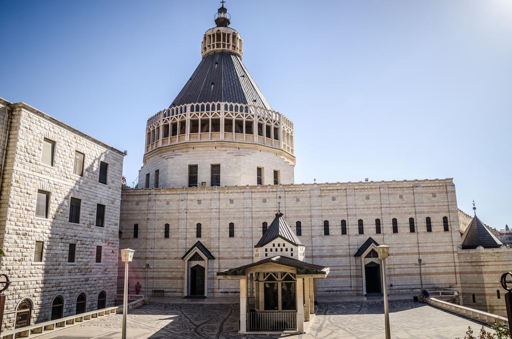 Благовещение Пресвятой Богородицы в восточном христианстве