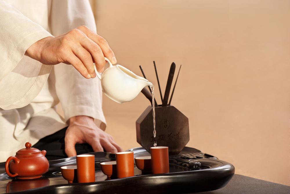 Чайное мастерство по-китайски.Вокруг Света. Украина