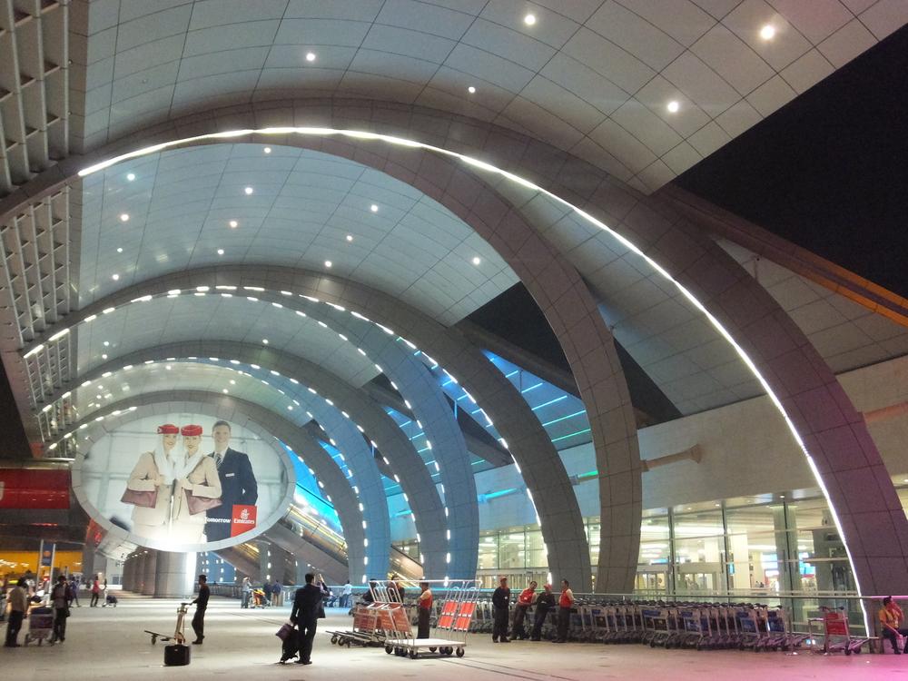 Дубай объявил о вводе налога на пассажиров в аэропортах.Вокруг Света. Украина