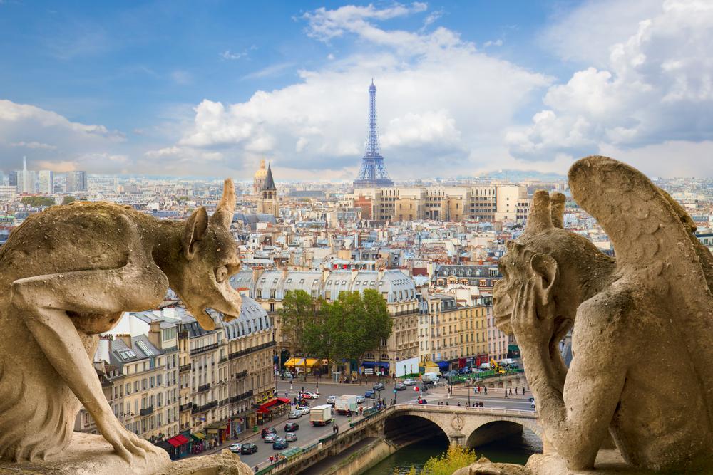 Франция - самая посещаемая страна в мире.Вокруг Света. Украина