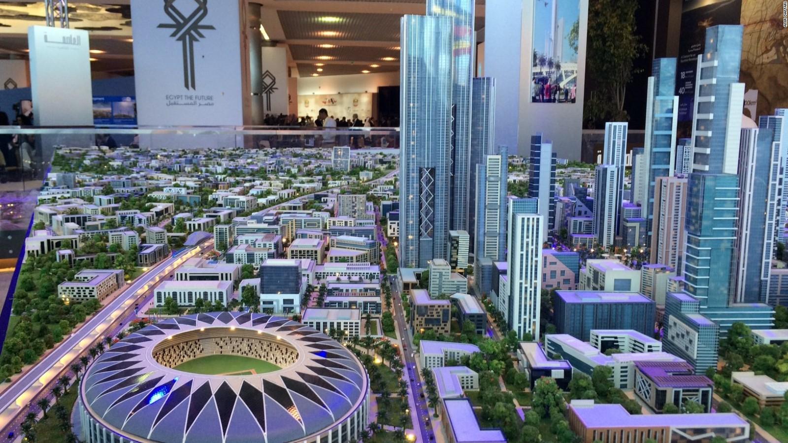 В Египте строят новую столицу.Вокруг Света. Украина