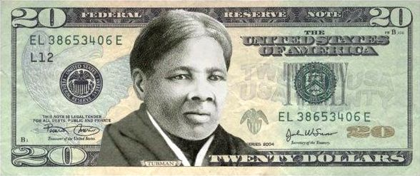На 20-долларовой купюре появится портрет женщины.Вокруг Света. Украина