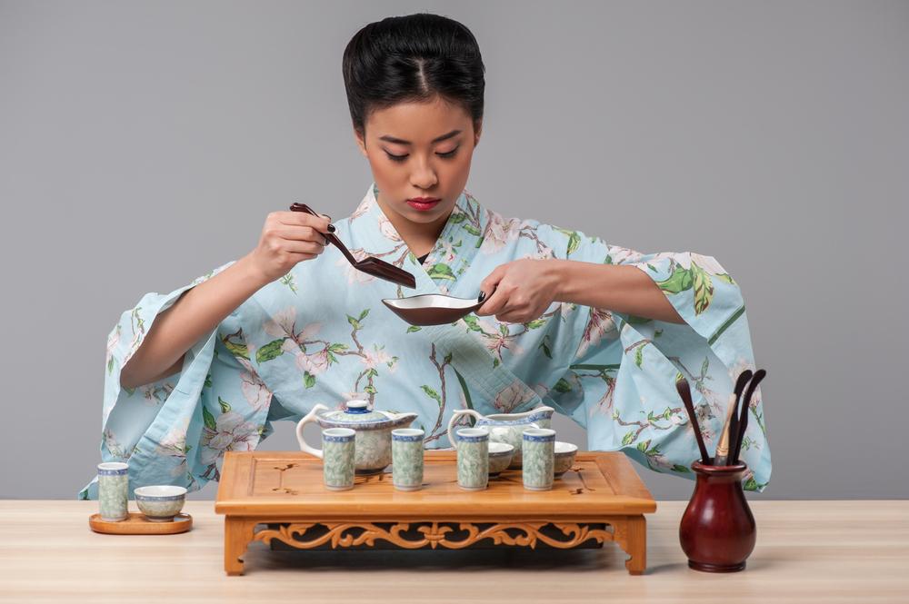 Японская чайная церемония.Вокруг Света. Украина