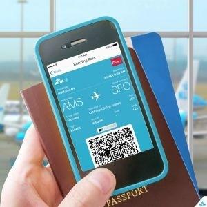 Пассажиры KLM могут регистрироваться на рейс через Facebook Messenger.Вокруг Света. Украина