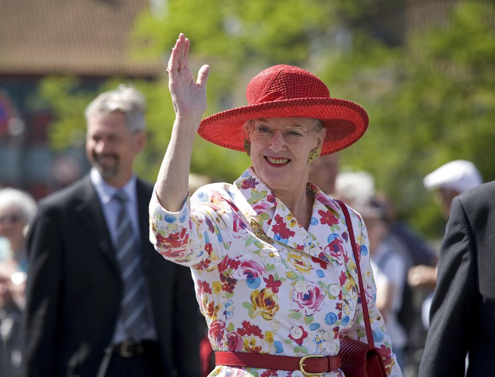 Датская королева Маргрете II празднует день рождения.Вокруг Света. Украина