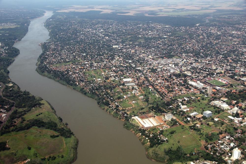Туристы едут в Парагвай