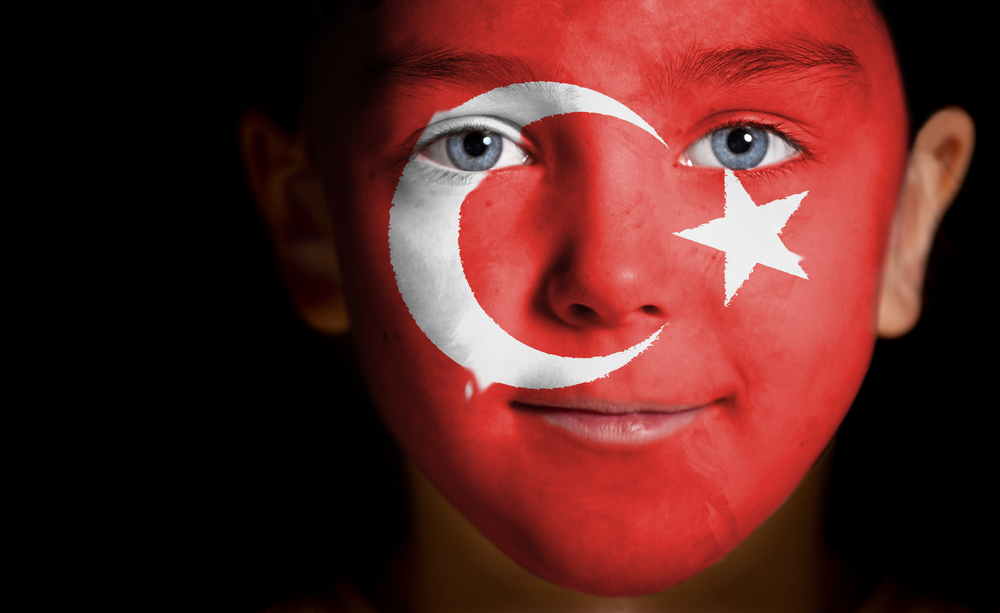 День независимости и День детей в Турции