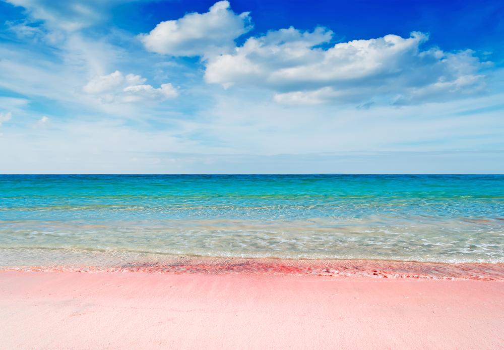 Самые красивые розовые пляжи.Вокруг Света. Украина