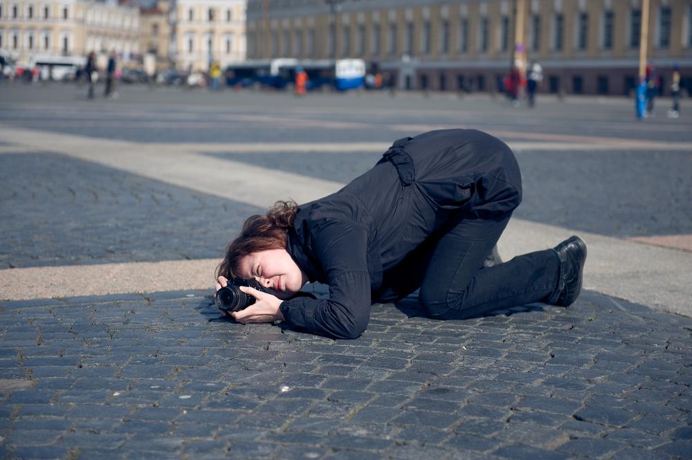 Мастерство настоящего фотографа