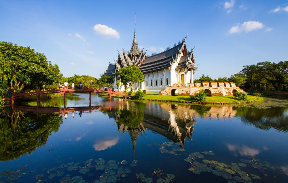 Посетите Таиланд, не выходя из дома.Вокруг Света. Украина