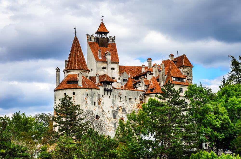 Замок графа Дракулы выставили на продажу.Вокруг Света. Украина