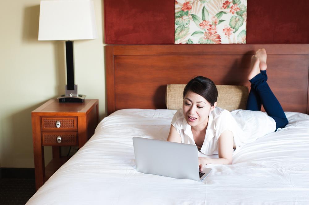 Постояльцы отелей подключаются к Wi-Fi через 7 минут после заселения.Вокруг Света. Украина