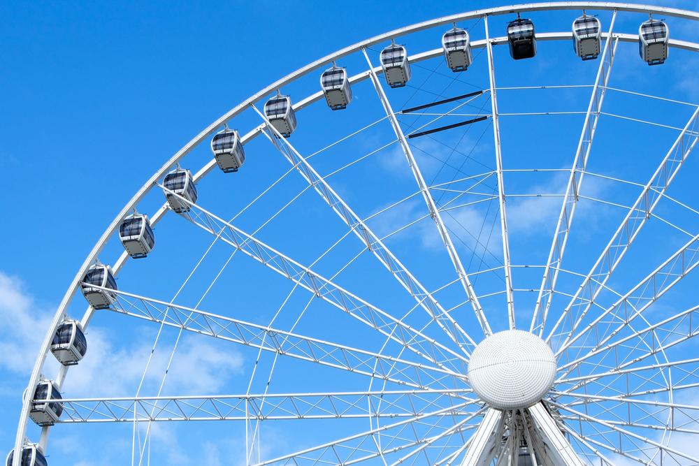 В Японии построят колесо обозрения с прозрачными полами в кабинах.Вокруг Света. Украина