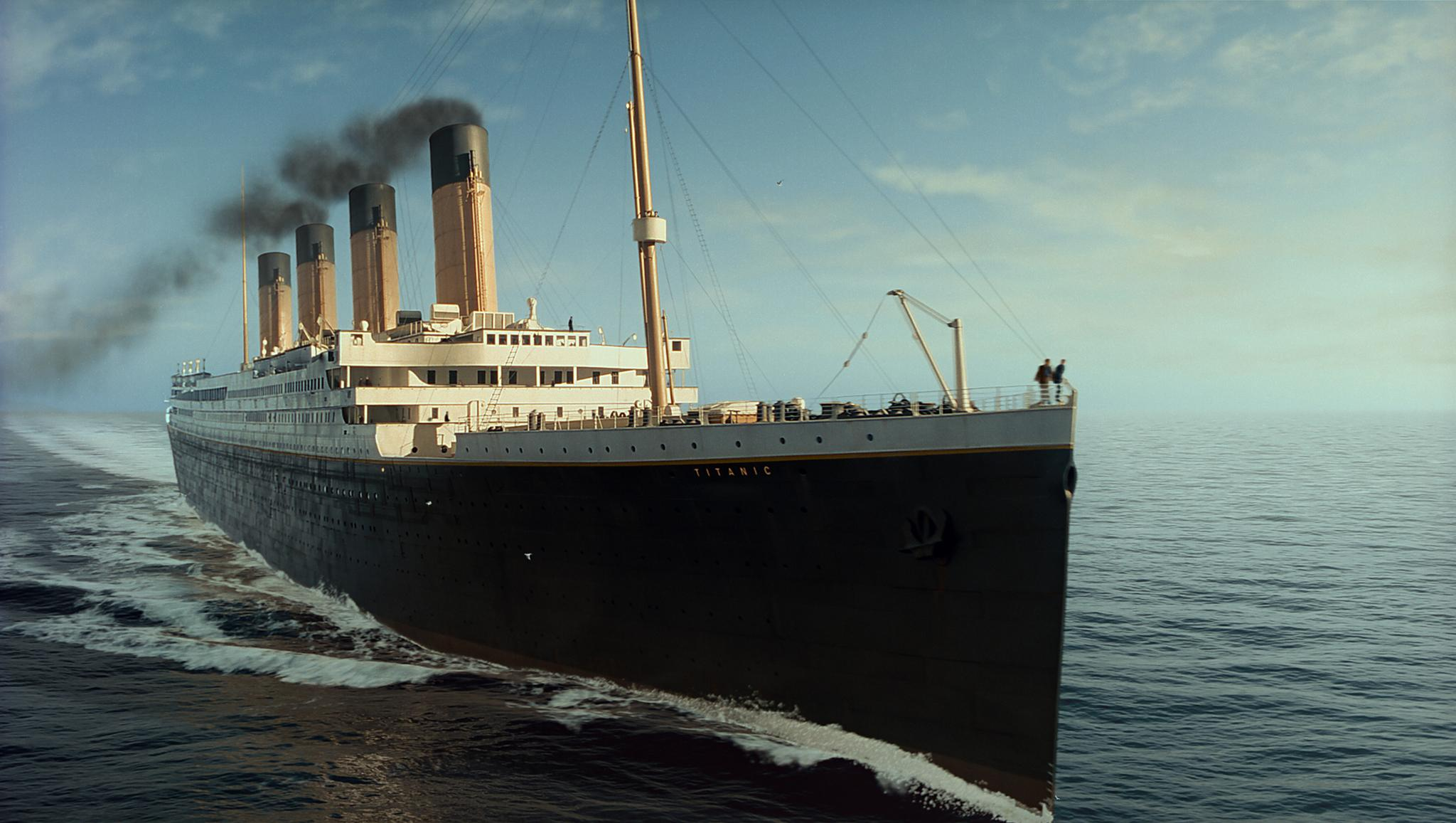 В 2018 году появится точная копия «Титаника».Вокруг Света. Украина