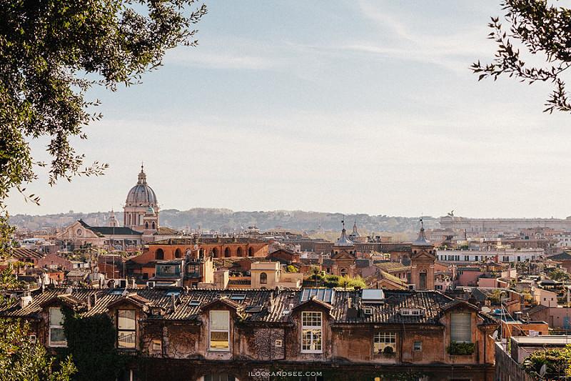 Рим: от рассвета до заката