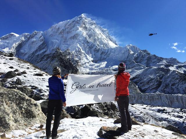 Дорога к Мечте, или трек к базовому лагерю Эвереста.Вокруг Света. Украина