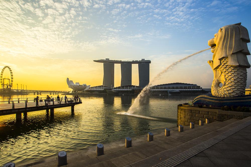 Город запретов. Записки из Сингапура.Вокруг Света. Украина