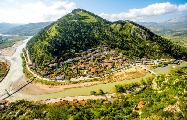 Исторический город Берат в Албании, Всемирное наследие ЮНЕСКО