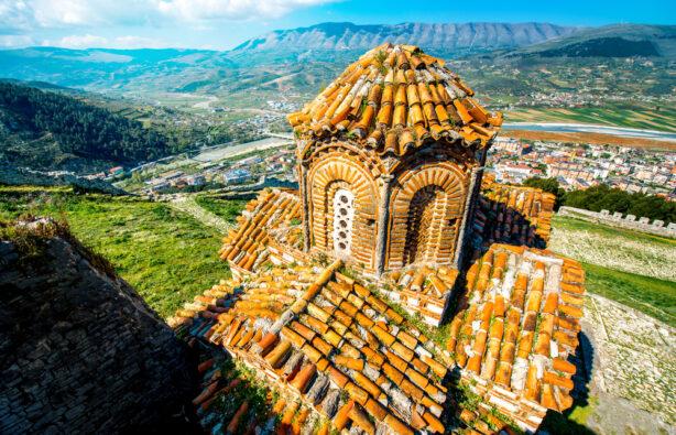 Церковь Св.Теодора в Берат, Албания