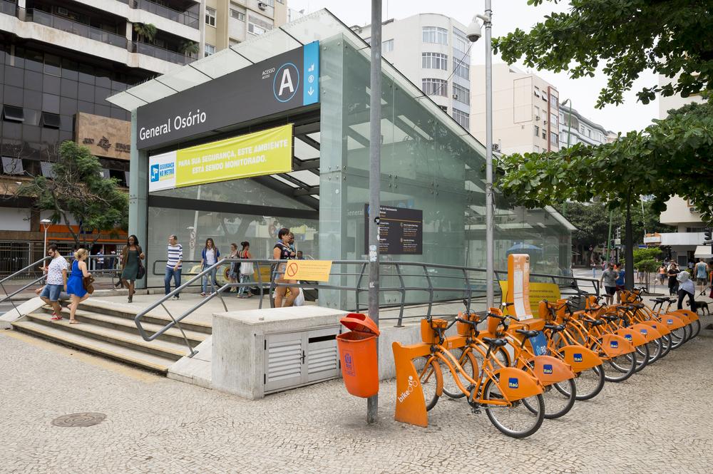 Протестирована новая линия метро в Рио