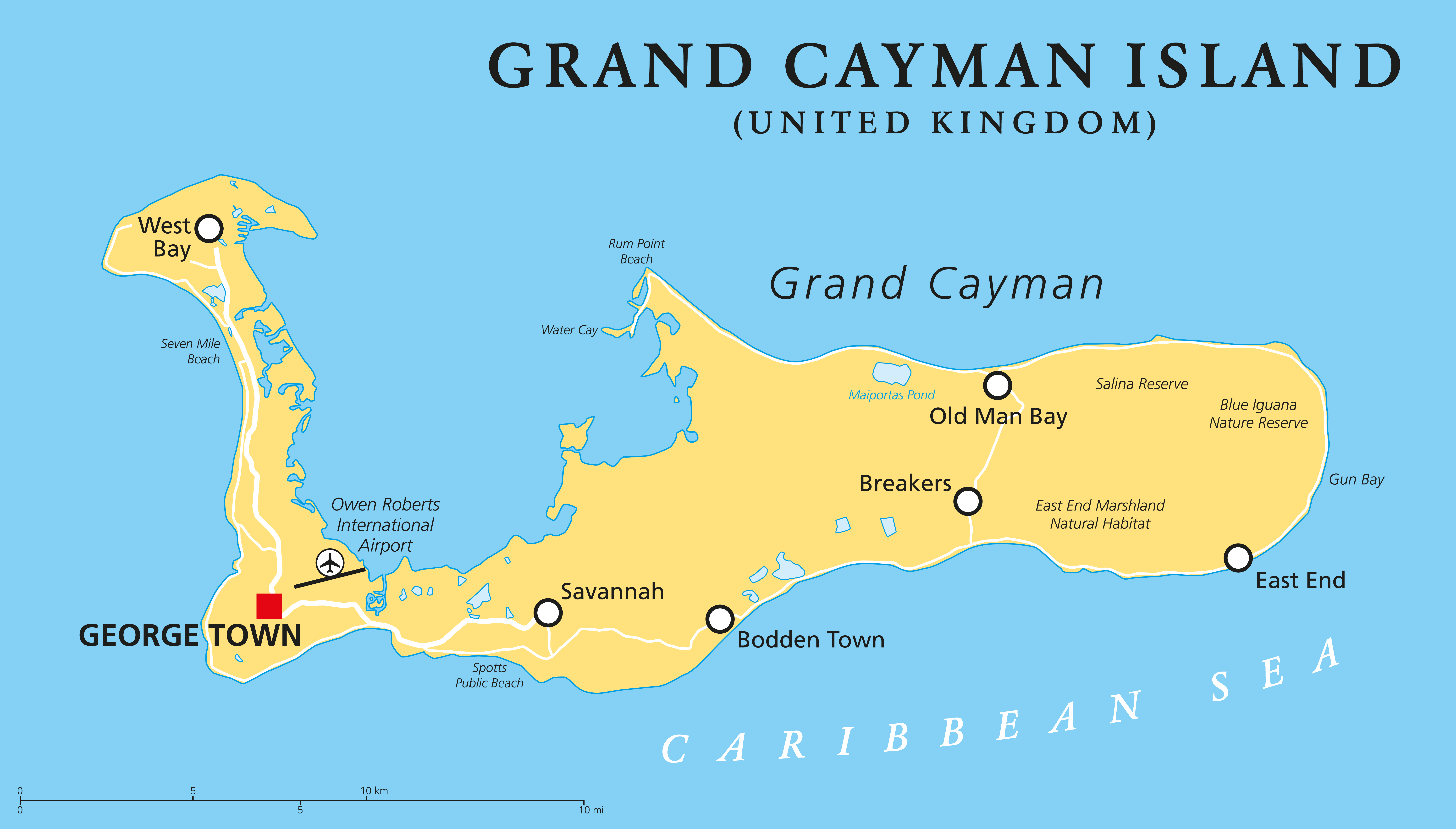 День открытия Каймановых островов