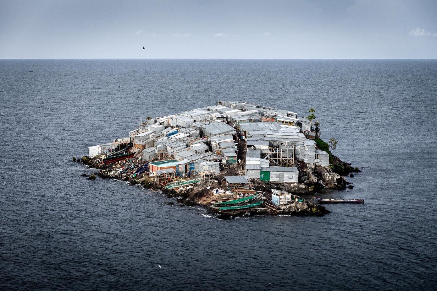 Остров Мигинго, или африканский теремок