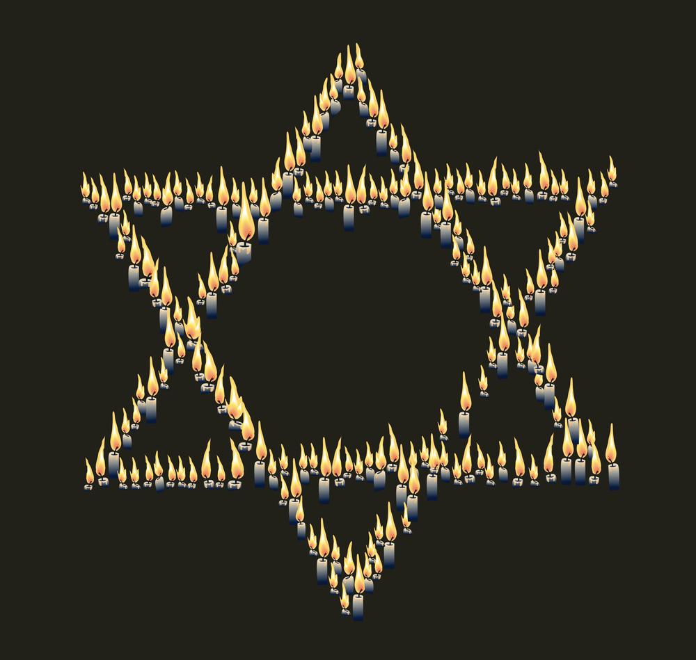 Израиль вспоминает жертв Холокоста.Вокруг Света. Украина