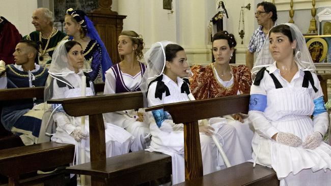 Выбери меня, или как в Италии проходит Фестиваль старых дев.Вокруг Света. Украина