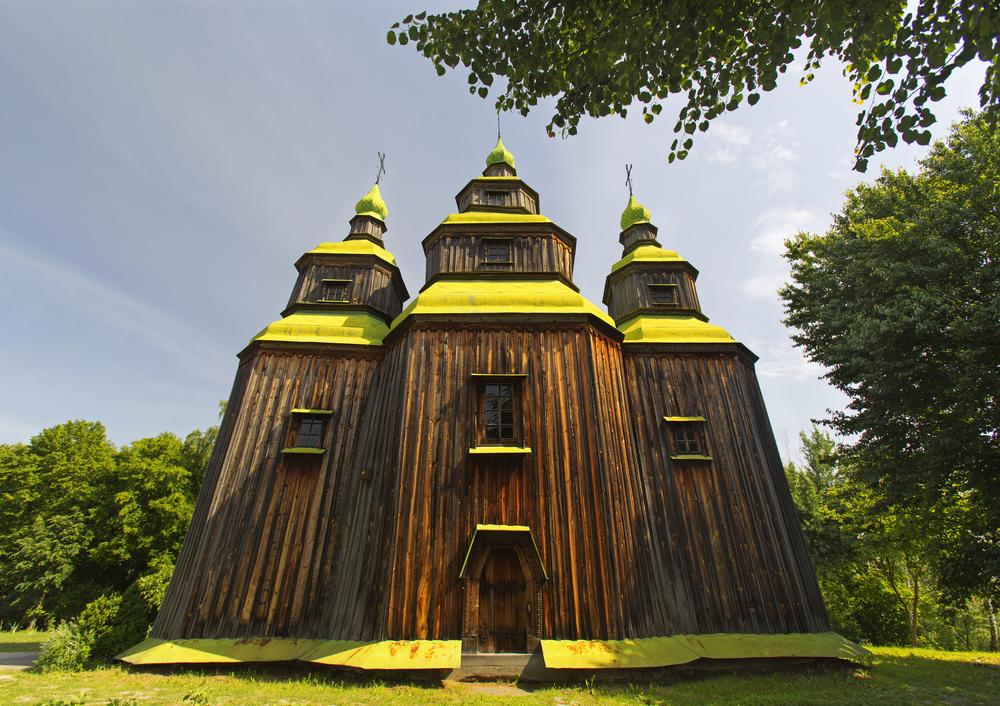 Церковь Святой Великомученицы Параскевы в Пирогово