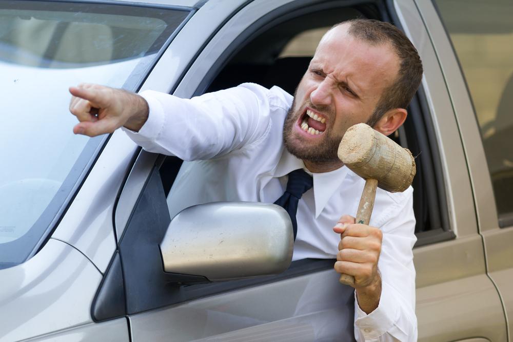 Водители, которые бесят
