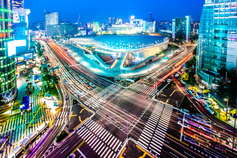 Идеальный современный мегаполис. Записки из Сеула