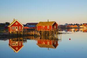 В Швеции настали белые ночи