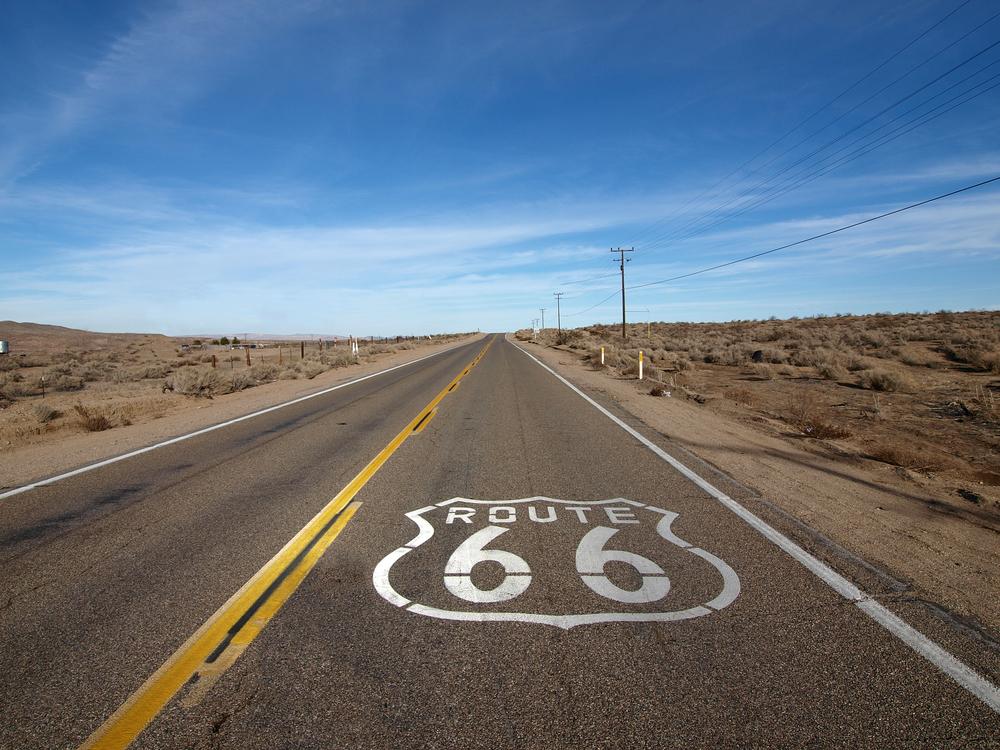 Трассе 66 исполняется 90 лет.Вокруг Света. Украина
