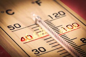 В Индии новый температурный рекорд