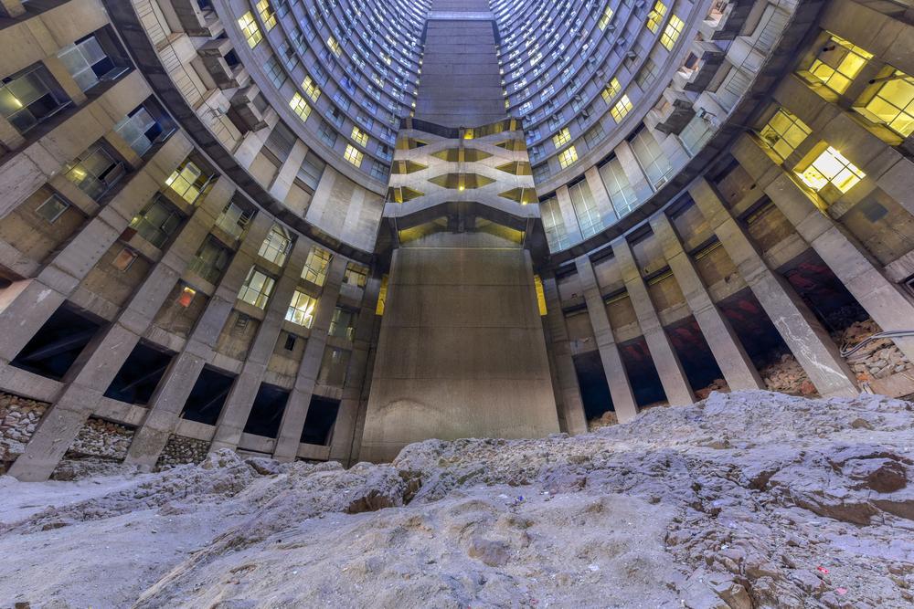 Понте-Сити: самые высокие трущобы в мире.Вокруг Света. Украина