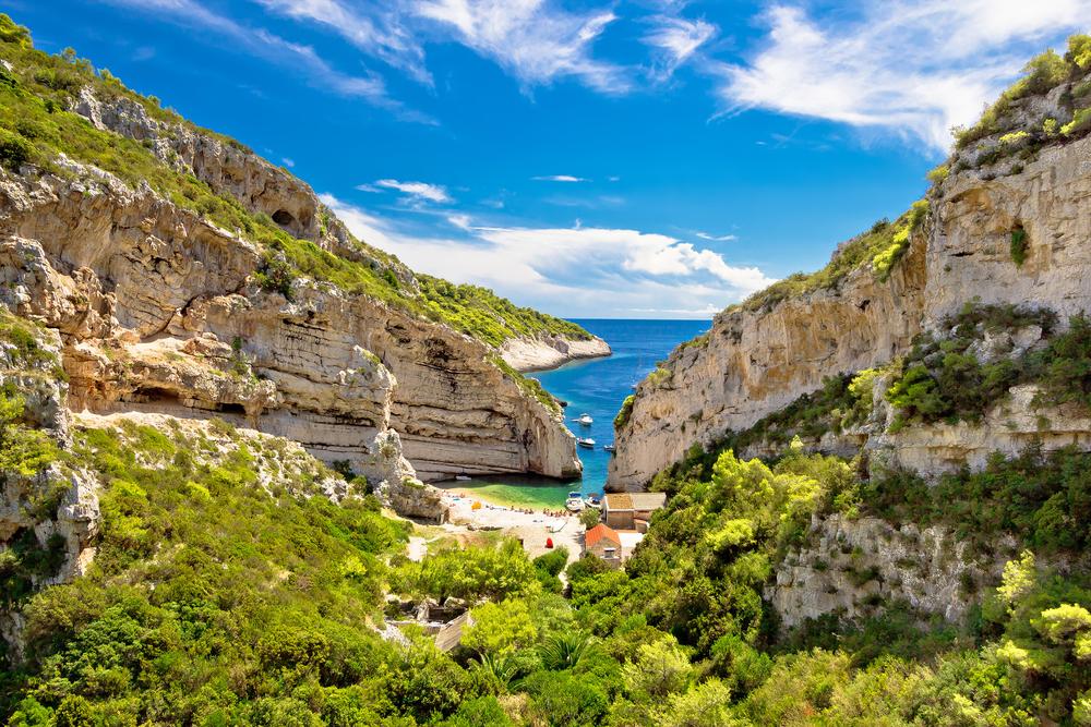 Лучший в Европе пляж находится в Хорватии.Вокруг Света. Украина