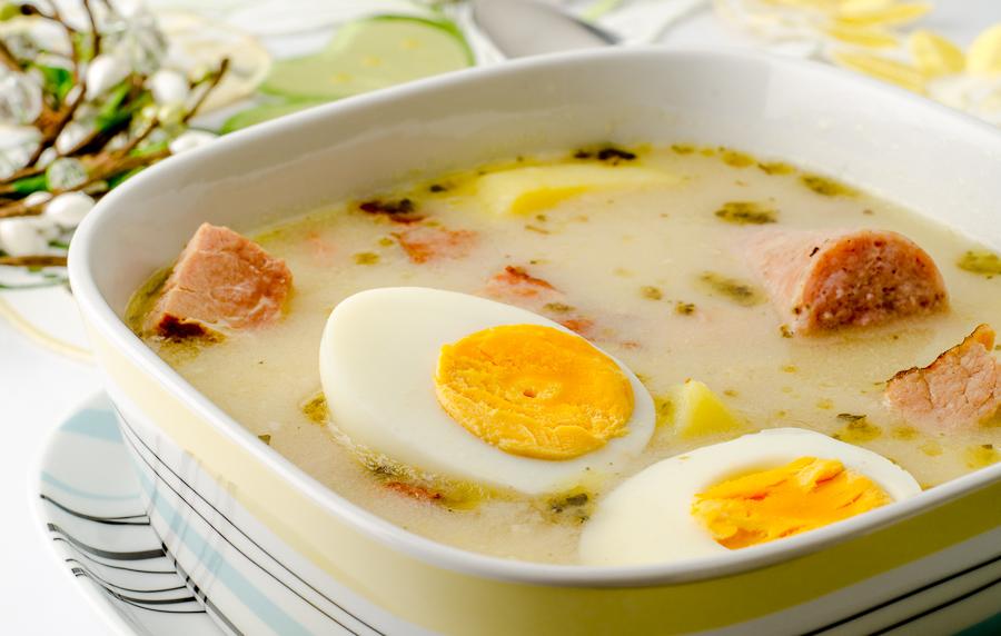 Журек – суп «после вчерашнего».Вокруг Света. Украина