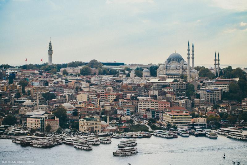 Стамбул – город с послевкусием.Вокруг Света. Украина