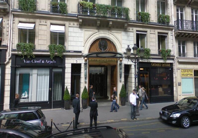 «Доступные» роскошные отели Парижа.Вокруг Света. Украина