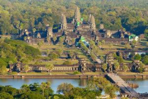 Раскрыт секрет затерянных камбоджийских городов