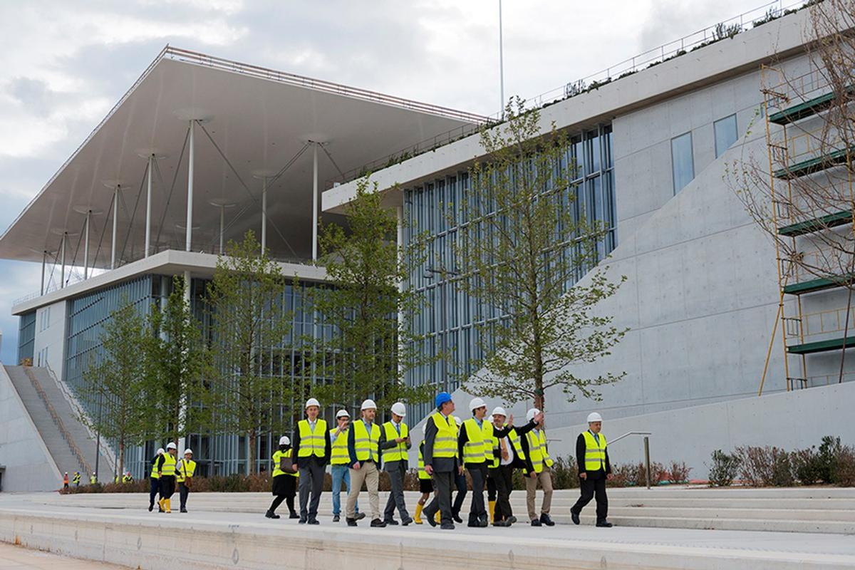 В Афинах появятся новая опера и библиотека.Вокруг Света. Украина